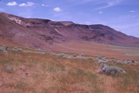 Dry Valley Rim WSA
