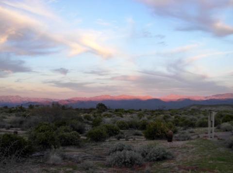 Four Peaks Wilderness