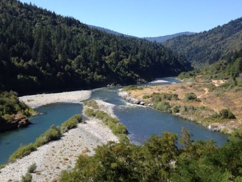 Klamath and Trinity Rivers, Weitchpec