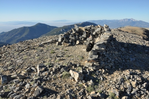Mount Moriah Nevada