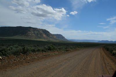 Toroweap Road