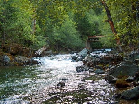 Little North Fork Campground