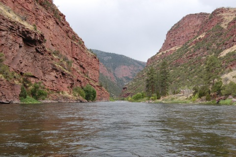 Flaming Gorge Green River