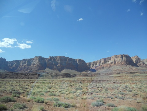 near Vermilion Cliffs National Monument