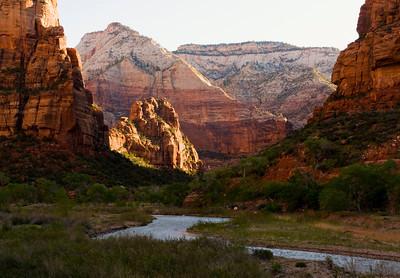 Observation Point Zion National Park