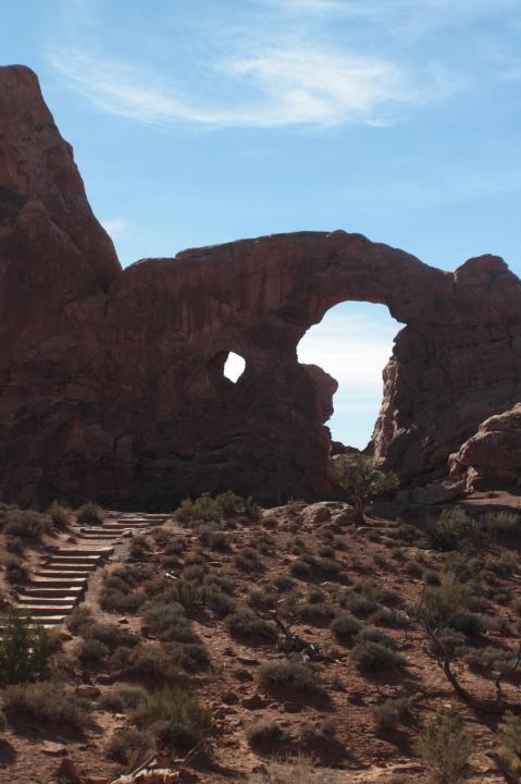 Turett Arch