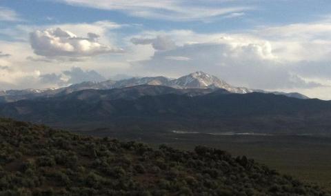 Montgomery with Boundary Peak