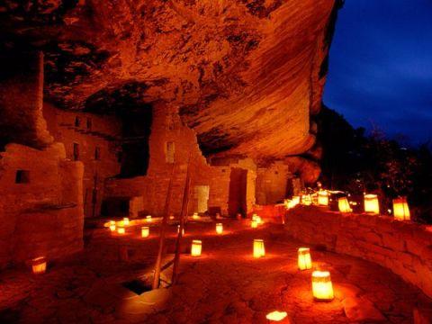 Mesa Verde luminarias