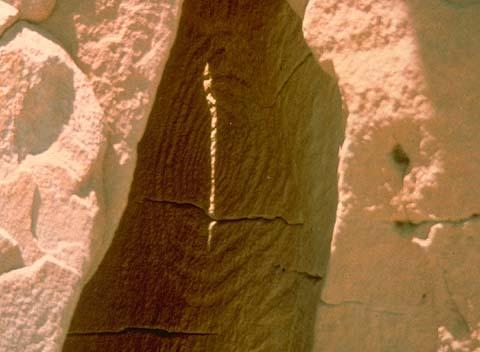 Chaco Sun Dagger