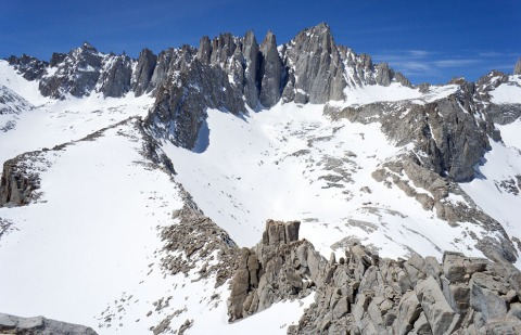 Mount Whitney Crest