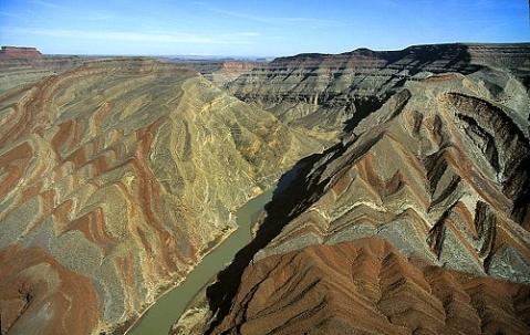 San Juan River, San Juan County, Utah