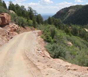 Elk Ridge Road Scenic Backway