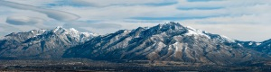 Wasatch Mountain Range