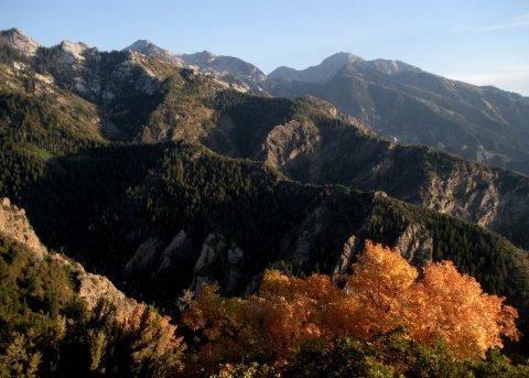 Lone Peak, Wasatch Mountains