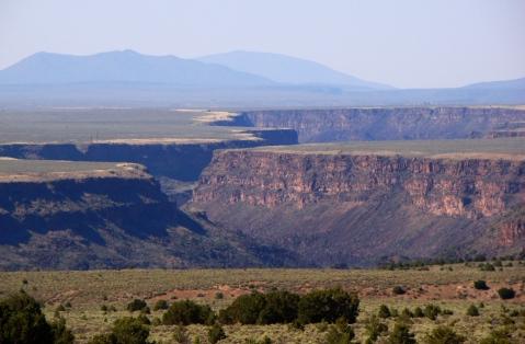 DSC04523 Rio Grande Gorge near Taos