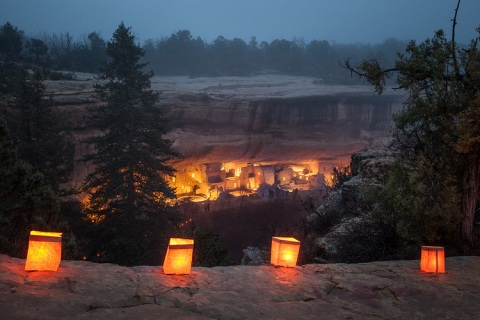 spruce-tree-house-lit-up-during-the-annual-luminarias-event-at-mesa-verde-national-park