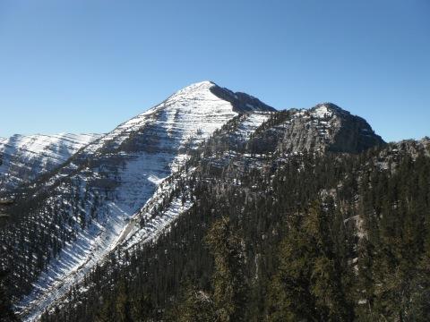 charleston-peak