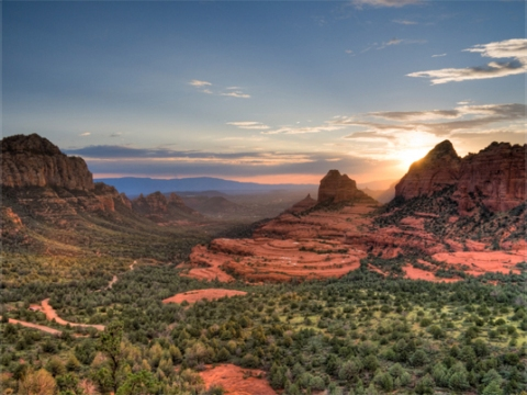 southwest-tours_sedona-sunset