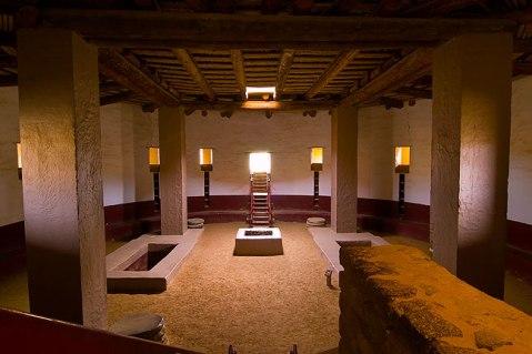 Aztec kiva