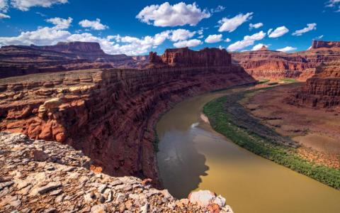 Gooseneck in the Greater Canyonlands