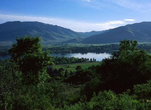 Ogden Valley Utah