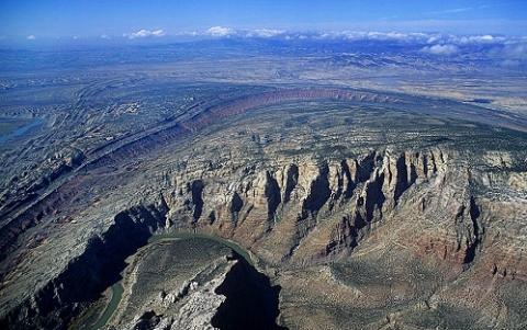 Split Mountain Anticline NE Utah