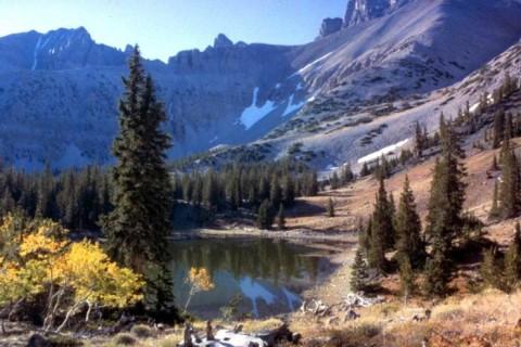 Great Basin National Park NV