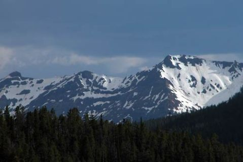 North Absaroka Wilderness