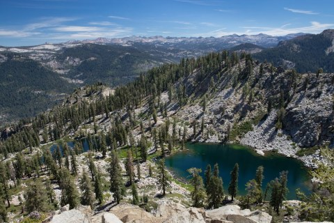 Star Lakes, Sierra National Forest