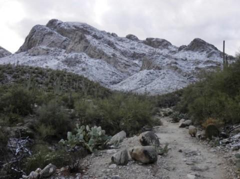 Pusch Peak, Linda Vista Trail