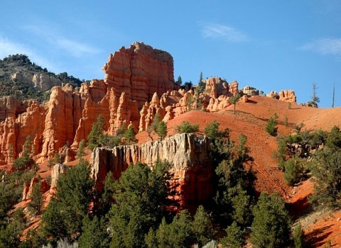 Red Canyon in the Dixie National Forest