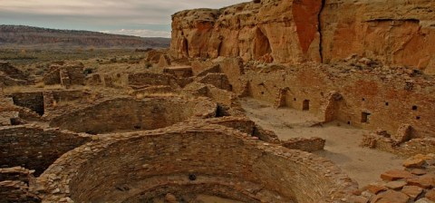 chaco-ruins