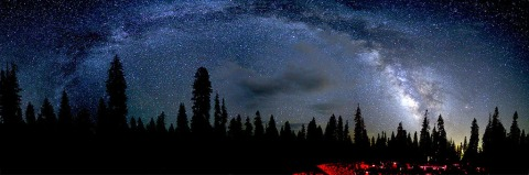 Dark Sky Festival, Sequoia and Kings Canyon National Parks