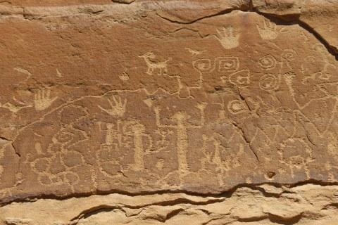 petroglyph point 171