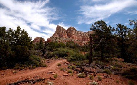 Sedona-mountains-(Arizona,-USA)